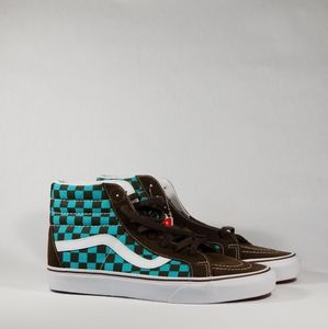 NEW Vans 50th Sk8-Hi Reissue Checkerboard Shoe